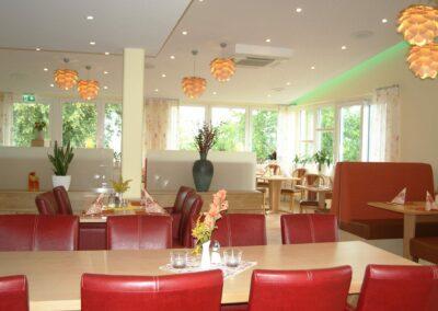 Restaurant Waldesblick Tische -4