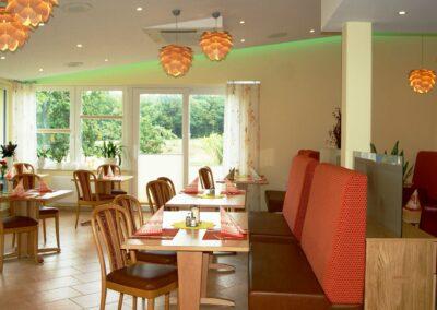 Restaurant Waldesblick Tische -2