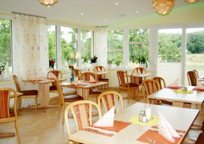 Restaurant Waldesblick Tische -1